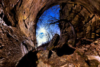 Moon Ledges Panorama - Grand Ledge, MI